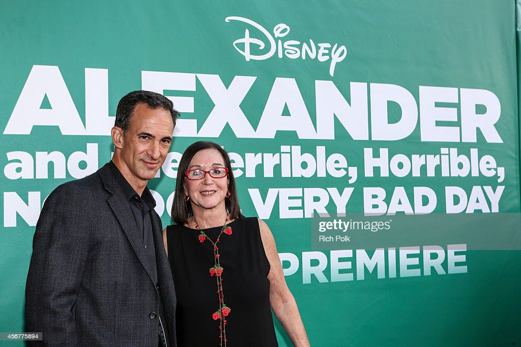 "The World Premiere of Disney's ""Alexander and the Terrible' Horrible, No Good, Very Bad Day"" - Red Carpet : News Photo"