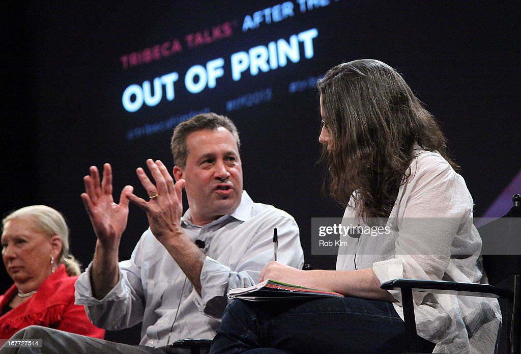 Anthony W. Marx attends Tribeca Talks After The Movie: 'Out Of Print' during the 2013 Tribeca Film Festival on April 28, 2013 in New York City.