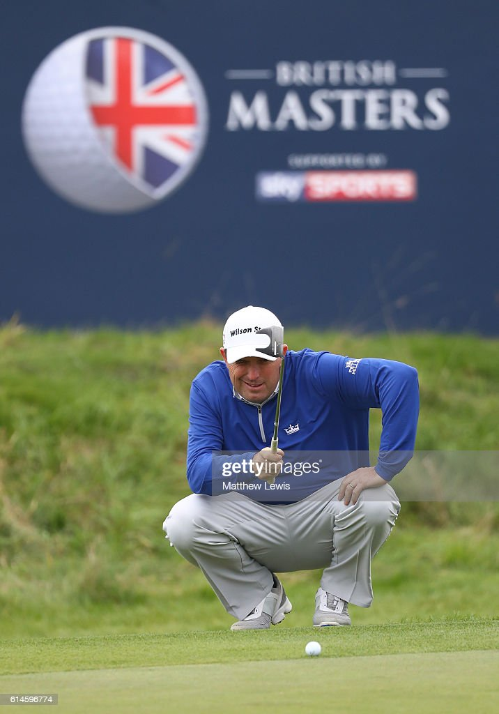 British Masters - Day Two