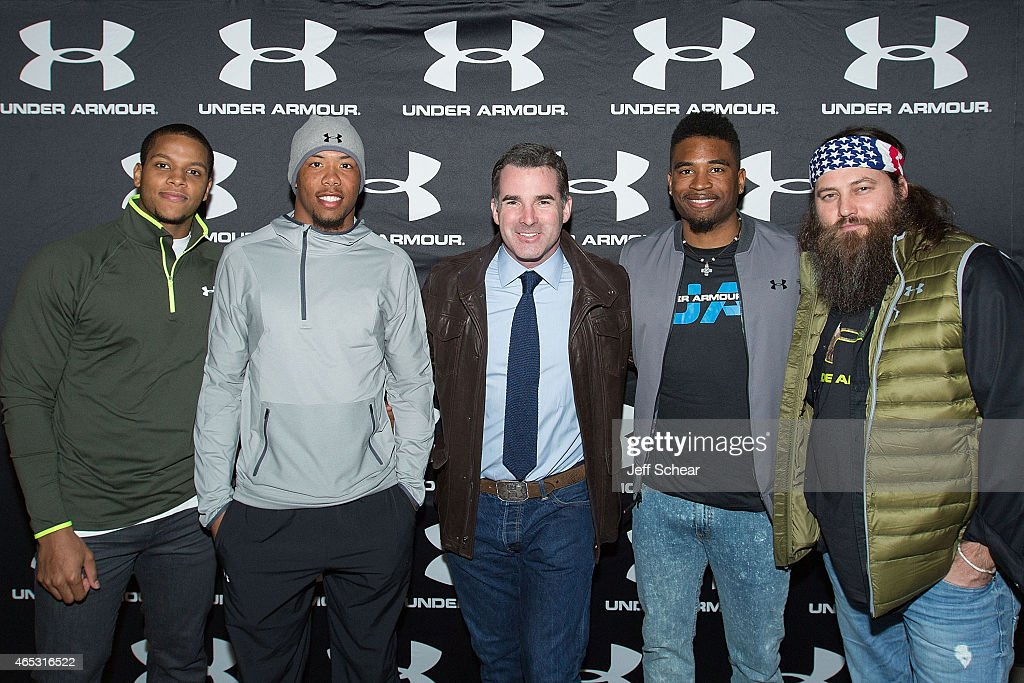 Under Armour Opens Largest Brand House On Chicagos Magnificent Mile
