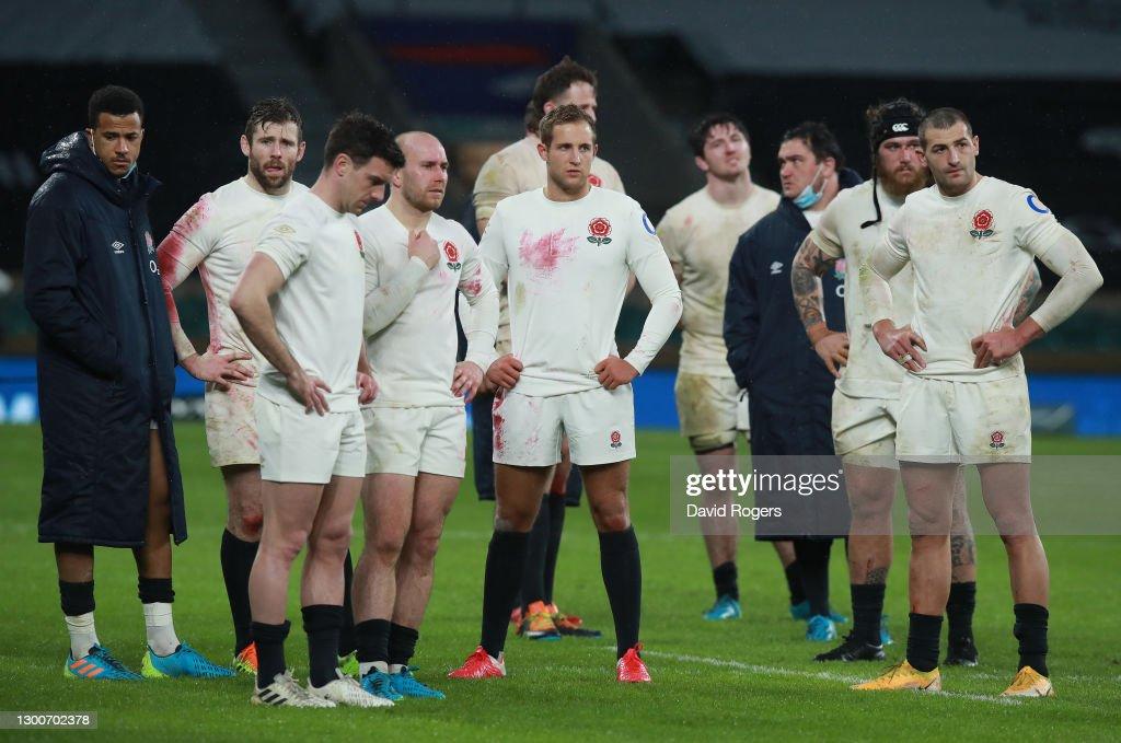 England v Scotland - Guinness Six Nations : ニュース写真