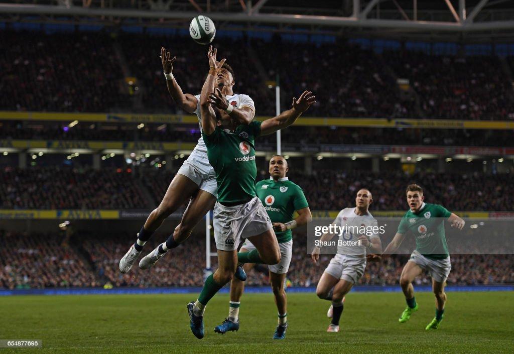 Ireland v England - RBS Six Nations