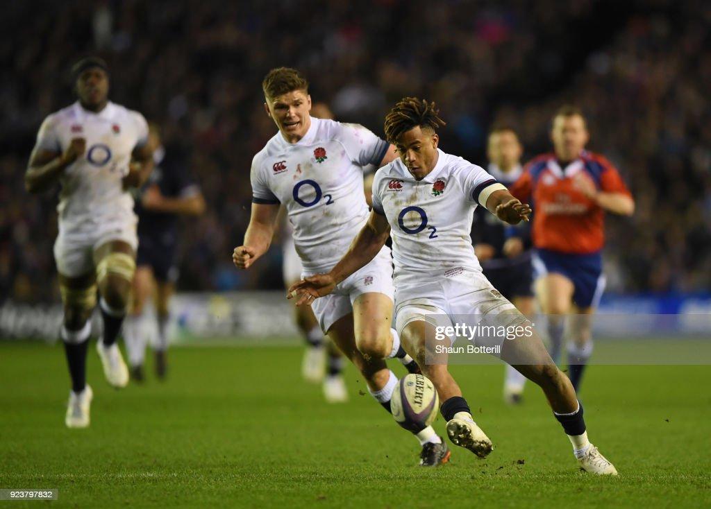 Scotland v England - NatWest Six Nations