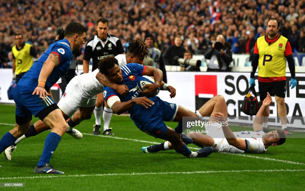 France v England - NatWest Six Nations