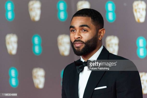 Anthony Welsh attends the EE British Academy Film Awards ceremony at the Royal Albert Hall on 02 February, 2020 in London, England.- PHOTOGRAPH BY...