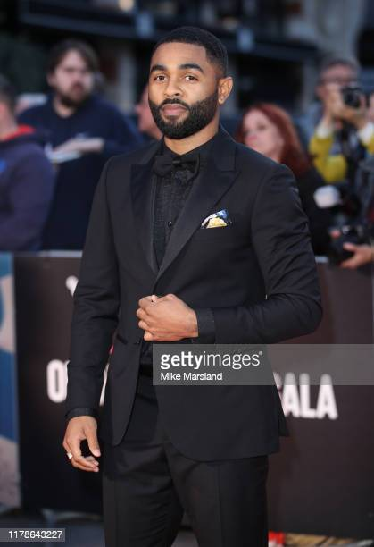 Anthony Welsh attends The Personal History Of David Copperfield European Premiere and Opening Night Gala during the 63rd BFI London Film Festival at...