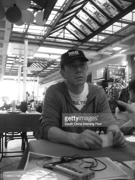 Anthony Wong Chausang talked about his new movie The Painted Veil on 30 March 2007