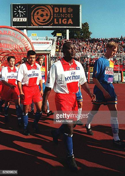 1 Anthony YEBOAH