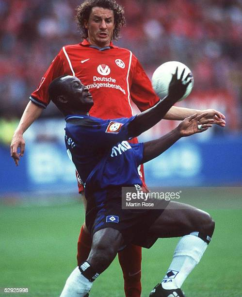 0 Anthony YEBOAH/HSV Harry KOCH/Kaiserslautern