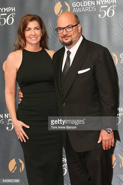 Anthony Zuiker arrives at the 56th Monte Carlo TV Festival Closing Ceremony and Golden Nymph Awards at The Grimaldi Forum on June 16 2016 in...
