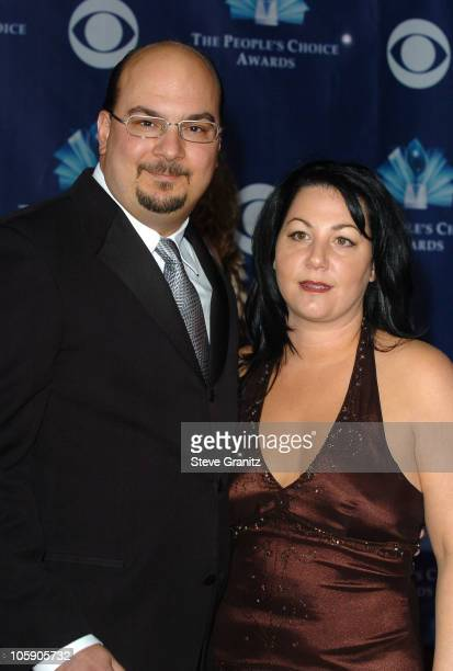 Anthony Zuiker creator of CSI during The 32nd Annual People's Choice Awards Arrivals at Shrine Auditorium in Los Angeles California United States