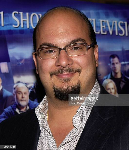 Anthony Zuiker executive producer during CSI Crime Scene Investigation Fourth Season Premiere Screening at Museum of Television and Radio in Beverly...