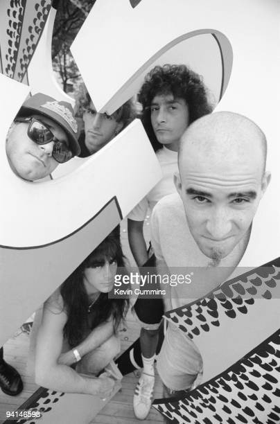 Anthrax New York City July 1990