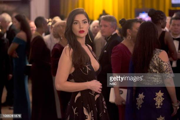 NEW AMSTERDAM 'Anthropocene' Episode 106 Pictured Janet Montgomery as Dr Lauren Bloom