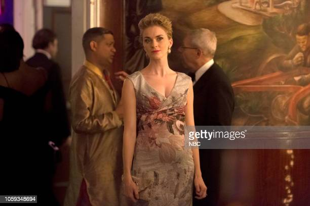 NEW AMSTERDAM 'Anthropocene' Episode 106 Pictured Lisa O'Hare as Georgia Goodwin
