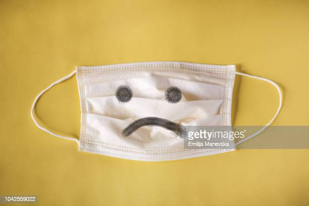 Anthropomorphic flu mask