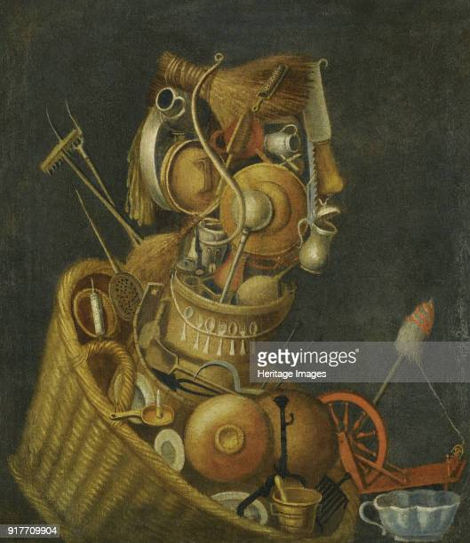 Anthropomorphic Still Life Private Collection