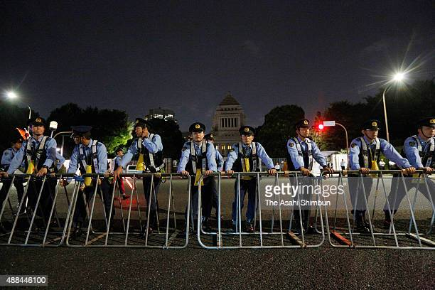 60 Top Anti Security Bills Rally Continues Across Japan Pictures