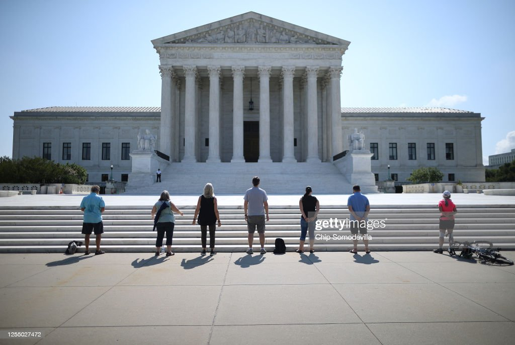Supreme Court Releases More Opinions : News Photo