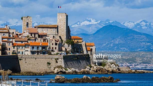 Antibes cityscape