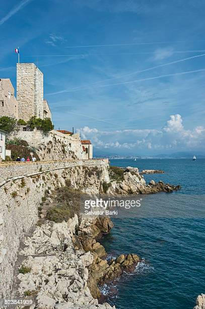 antibes - antibes stock photos and pictures