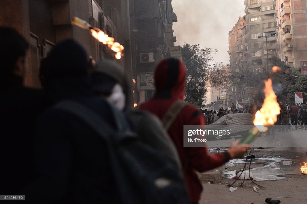 Clashes in Egypt : News Photo