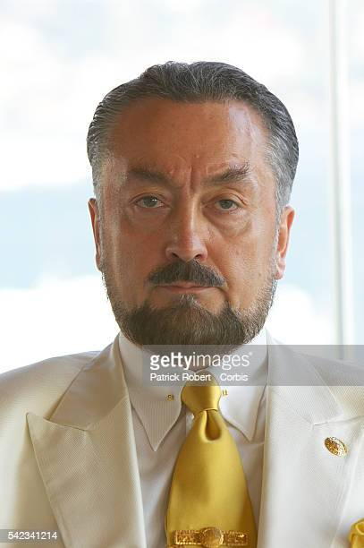 AntiDarwinist author Adnan Oktar better known as Harun Yahya is a figure in Turkish creationism and a fervent advocate of creationism in the creation...