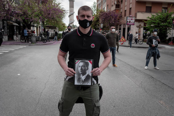 ITA: Anti-fascists March In Memory Of The Fallen Partisans