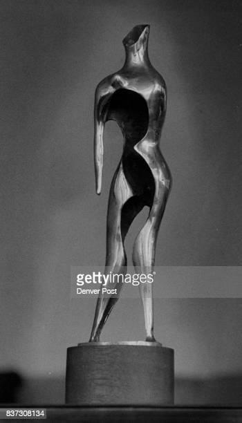 NOV 21 1975 DEC 3 1975 DEC 7 1975 Antigonebronze sculpture by Edgar Britton Credit Denver Post