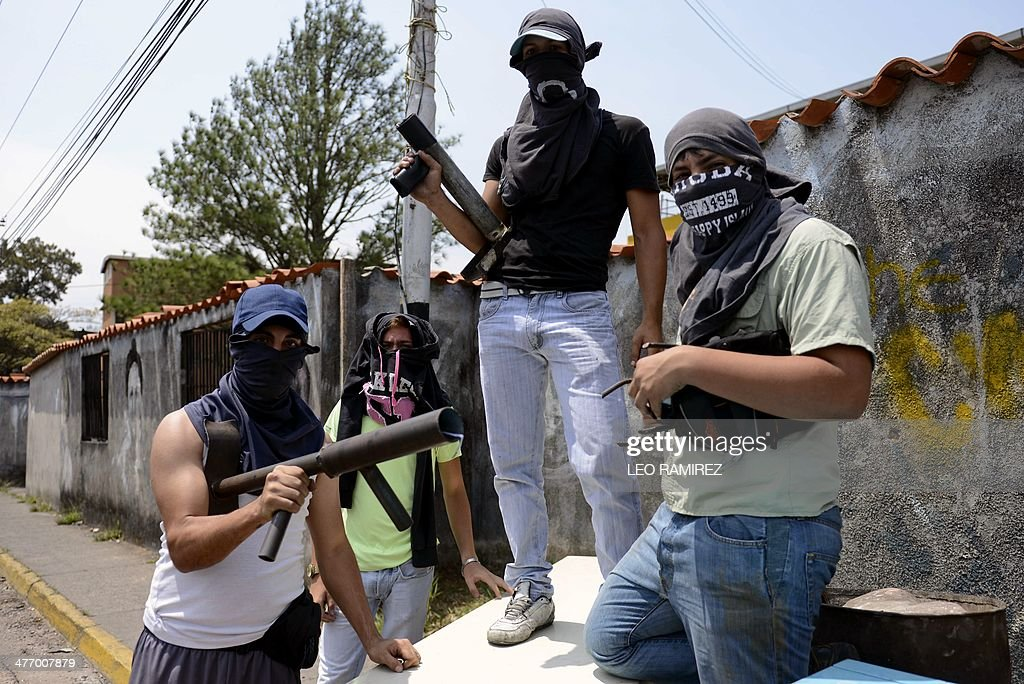 VENEZUELA-POLITICS-OPPOSITION-PROTEST : ニュース写真