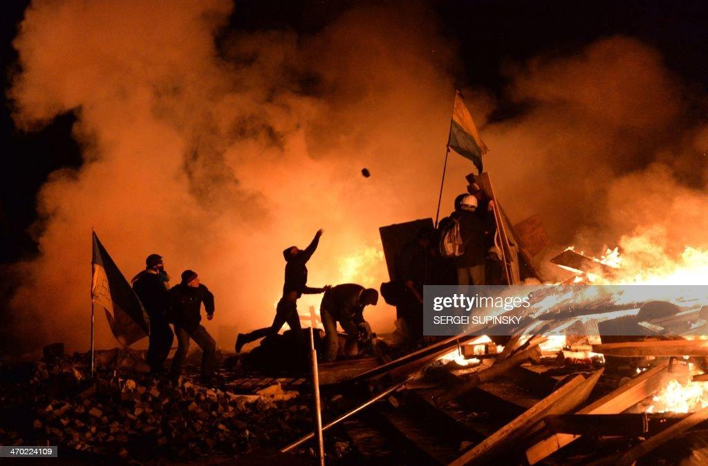 UKRAINE-UNREST-EU-RUSSIA : News Photo