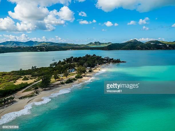 Antigua and Barbuda, Antigua, Fort James Beach