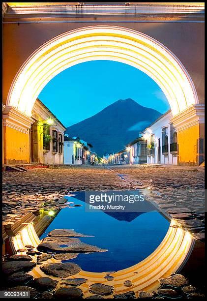 Antigua Reflexion