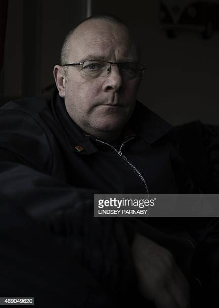Antiimmigration campaigner Dean Everett speaks to AFP at his home in the market town of Boston in Lincolnshire on March 5 2015 For centuries the town...