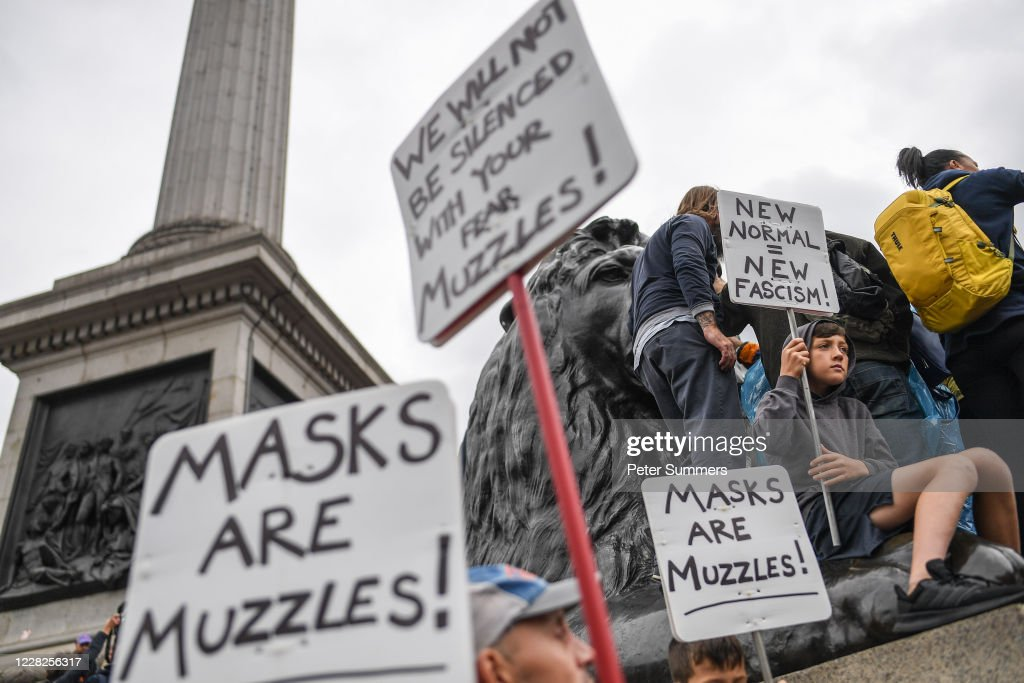 Unite For Freedom Protest And March : News Photo