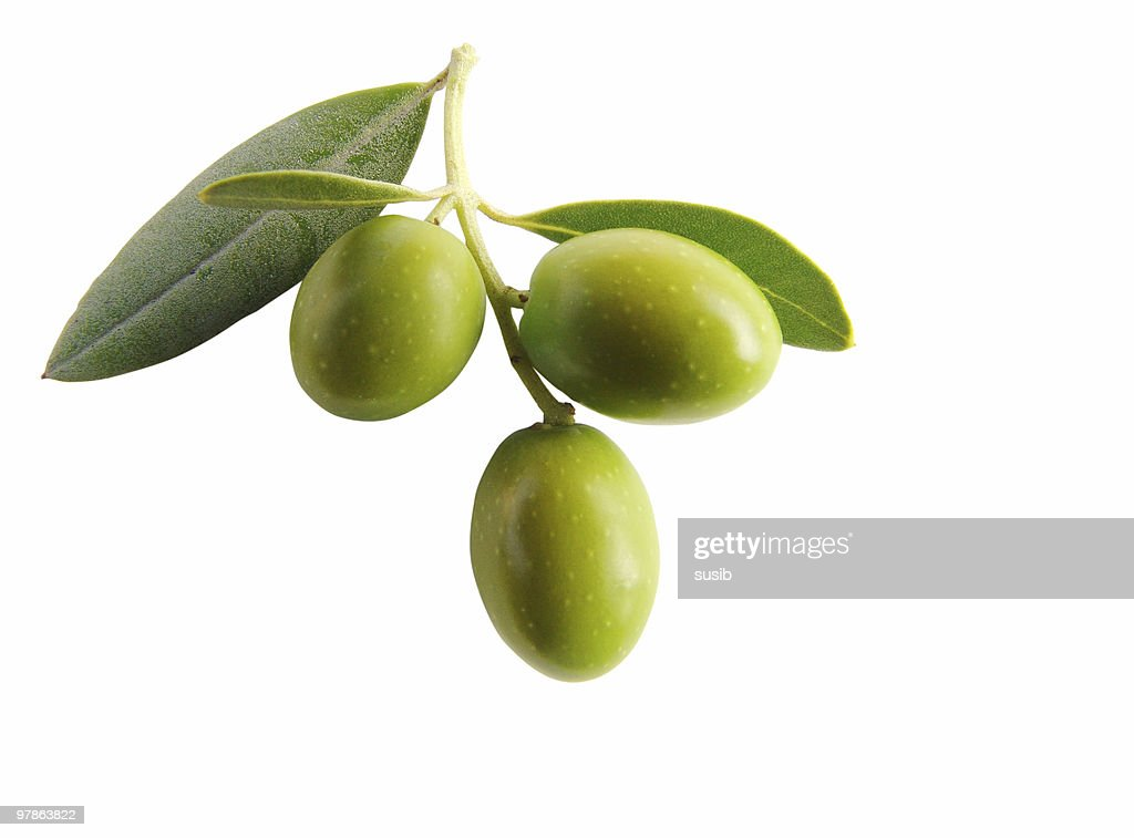 Antipasti - olives isolated III : Stock Photo