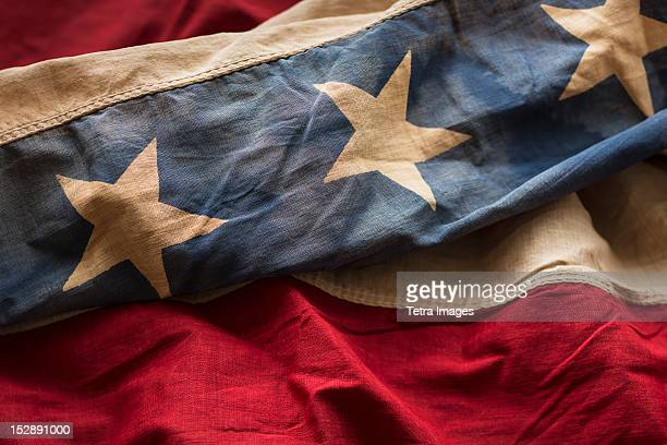 antique american flag - american flag background stock pictures, royalty-free photos & images