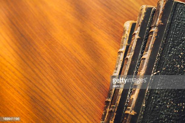 antique books - bookend stock pictures, royalty-free photos & images