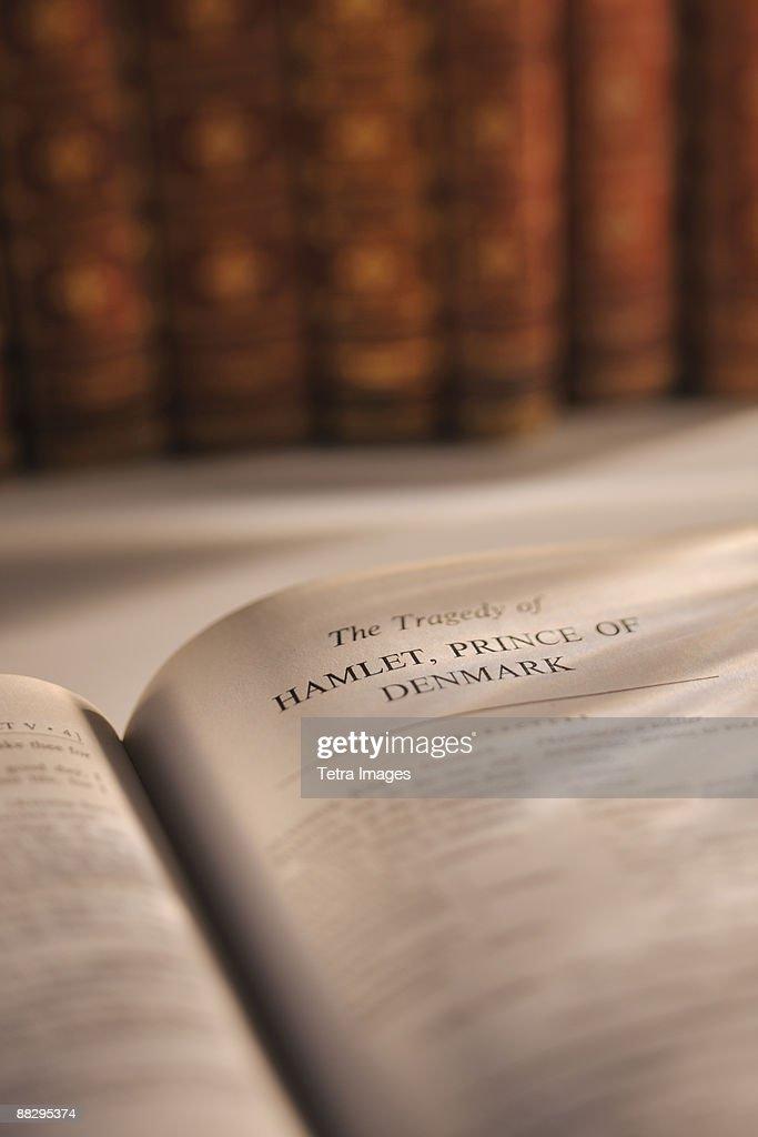 Antique books : Stock Photo