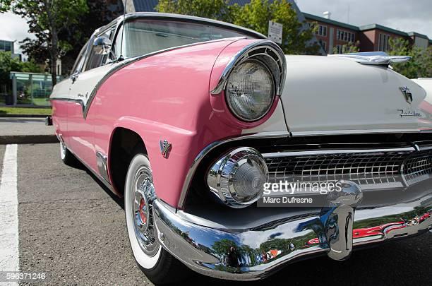Antique Car Ford Fairlane