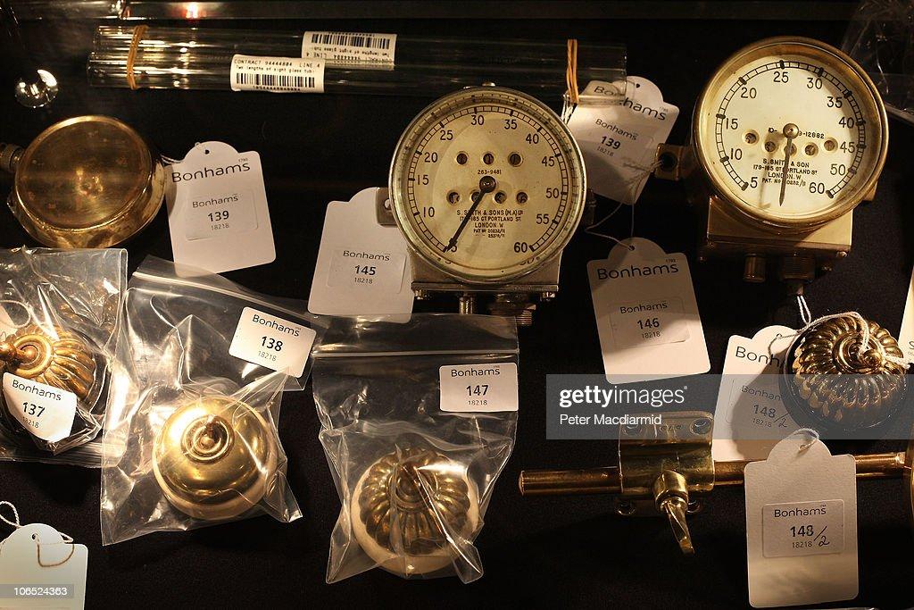 Bonhams Hold Antique Car Sale Photos and Images | Getty Images