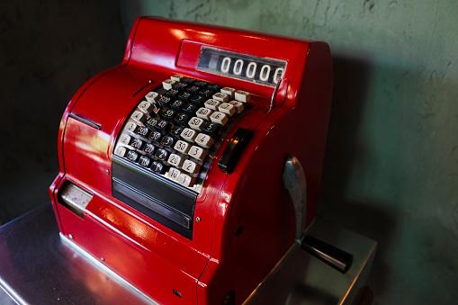 Antique Cash Register 967992360