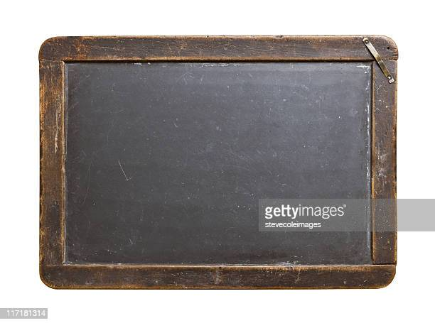 antique chalkboard - chalkboard background stock photos and pictures