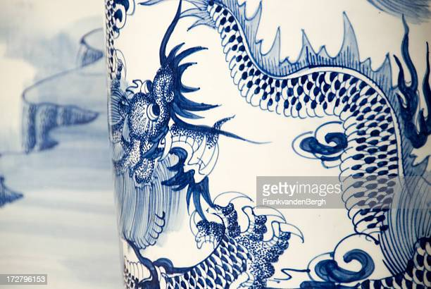 antique china - ceramic stock photos and pictures