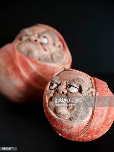 Antique Dharma Dolls