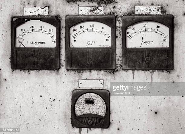 Antique Electrical Meters