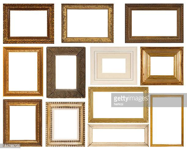 Antique Frame Collection