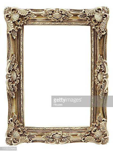 antique frame - baroque style stock pictures, royalty-free photos & images