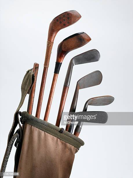 Antique Golf Clubs