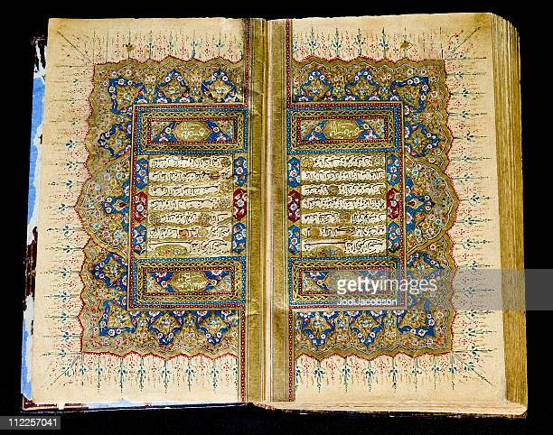 Antique Handwritten Turkish  Koran